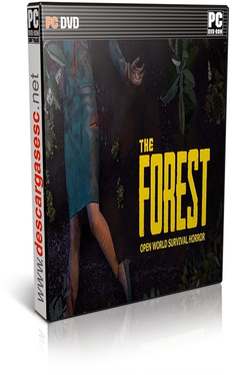 The Forest Early Access-THH-pc-cover-box-art-www.descargasesc.net