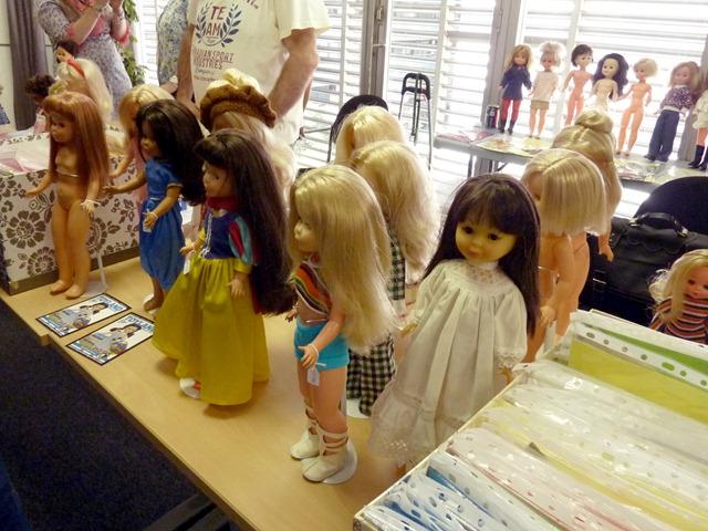 Madrid Fashion Doll Show - Sala de ventas 8