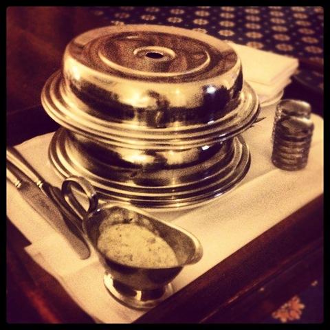 #267 - Grand Hotel room service
