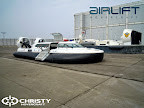Катер на воздушной подушке Pioneer MK3 для морских сил Кореи | фото №4