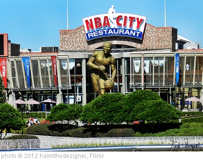 'NBA City' photo (c) 2012, Keimthedesigner - license: http://creativecommons.org/licenses/by/2.0/