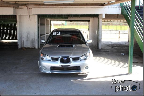 Subaru Impreza Prata