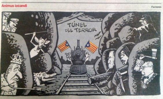 tunèl de las terrors franquistas