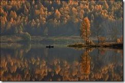 serena paisagem