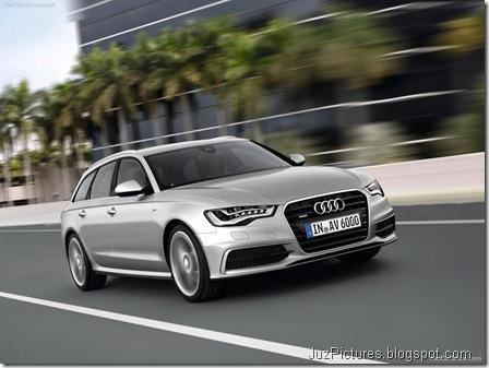 Audi A6 Avant4