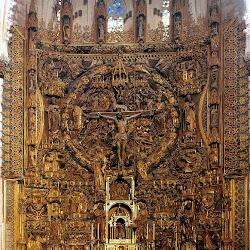 95 - Gil de Siloé - Retablo de la Cartuja de Miraflores de Burgos