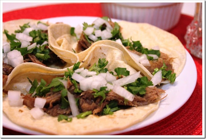 : How to Make Beef Tongue Barbacoa Tacos Recipe / Receta de Tacos ...