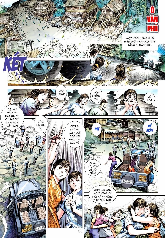 Tân Tác Long Hổ Môn chap 488 - Trang 29