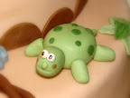 Fondant Turtle