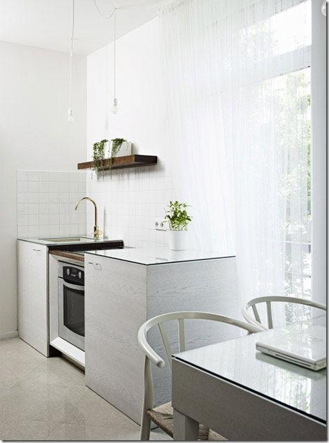 cozinha esconder via ministry of deco