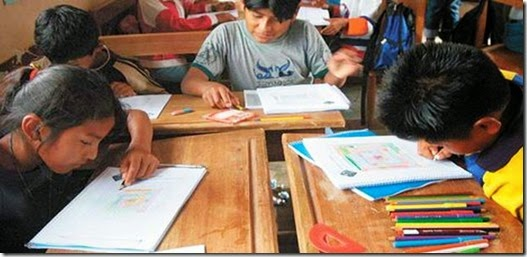 Educación en Bolivia 2015