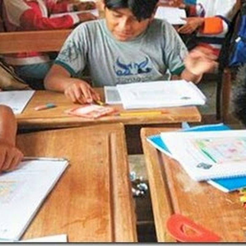 Anuncian la enseñanza de 5 lenguas originarias en colegios
