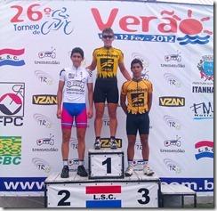 Fernando Sikora vence o torneio de verão 2012