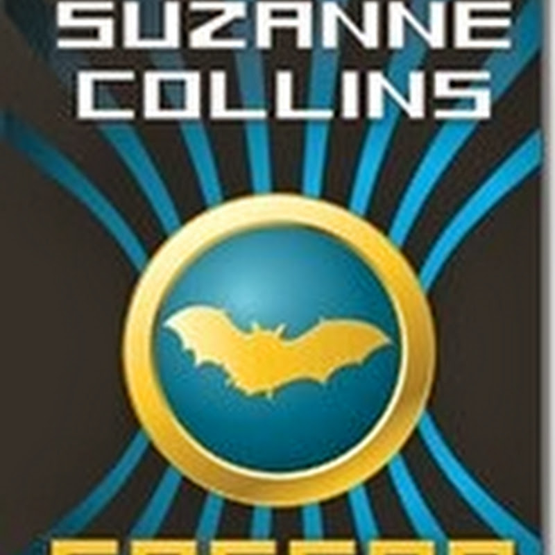 Anmeldelse Gregor i Underlandet bind 1-5 af Suzanne Collins