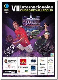 Presentado oficialmente el Bwin PPT VII Internacionales Ciudad de Valladolid 2012.