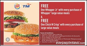 Burger-King-Free-Whooper-Jr-2011-EverydayOnSales-Warehouse-Sale-Promotion-Deal-Discount
