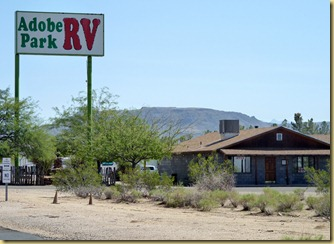 2012-09-26 -2- NM. Golden Valley - Adobe RV Park -001. Golden Valley - Adobe RV Park -001