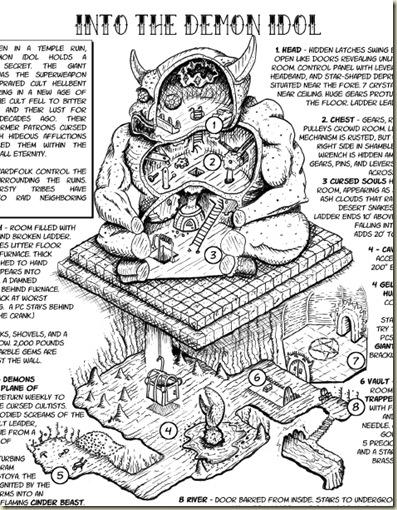 Into the Demon Idol - Jobe Bittman