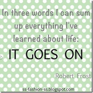 green-saying-qoute-life-polka-dots