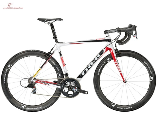 Trek Madone 6.9 SSL Team RadioShack Edition