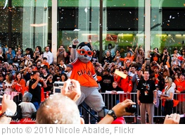 'SF Giants World Series Parade' photo (c) 2010, Nicole Abalde - license: http://creativecommons.org/licenses/by-nd/2.0/