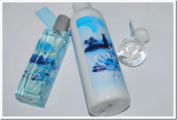 The Body Shop 02 Fijian Water