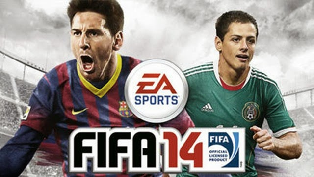 لعبة فيفا 2014 كاملة مجانا FIFA 14 لويندوز 8
