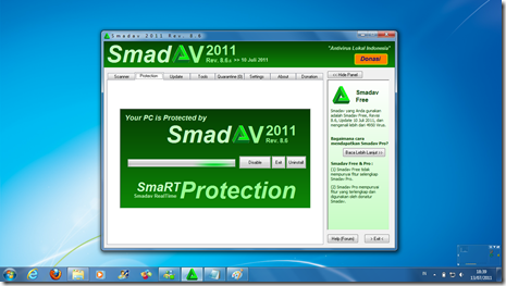 Samdav Pro 8.6