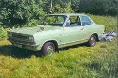 Vauxhall 1966 Viva HB
