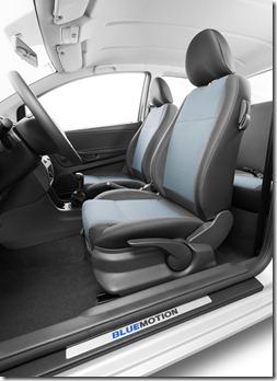 Volkswagen Fox BlueMotion 2013 (4)