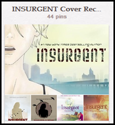 INSURGENT cover recreate board