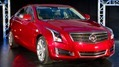 2013 Cadillac ATS Unveiled in Detroit on Eve of the Auto Show