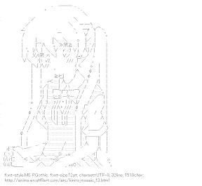 [AA]Komichi Aya (Kiniro Mosaic)