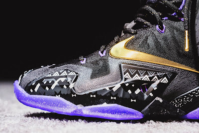 nike lebron 11 gr black history month 7 03 Release Reminder: Nike LeBron 11 Black History Month