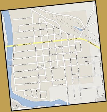 Guernsey town map1