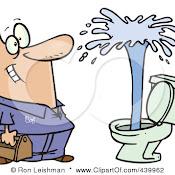 439962-Royalty-Free-RF-Clip-Art-Illustration-Of-A-Cartoon-Plumber-Admiring-A-Geyser-In-A-Toilet.jpg
