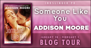 {Teasers+Giveaway} Someone Like You by Addison Moore