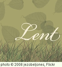 'Lent Logo 2008' photo (c) 2008, jezobeljones - license: http://creativecommons.org/licenses/by/2.0/