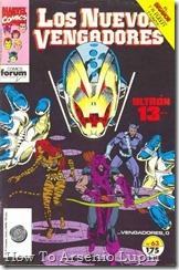 P00063 - Los Nuevos Vengadores #63