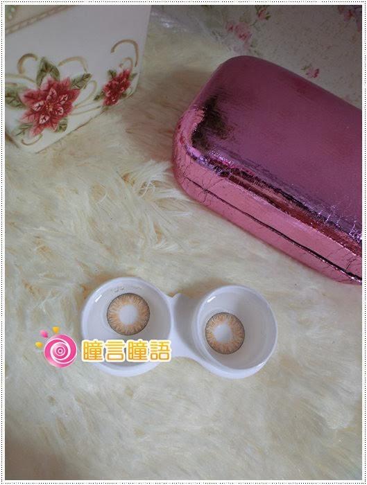 日本EOS隱形眼鏡-Baby Doll混血娃娃咖2