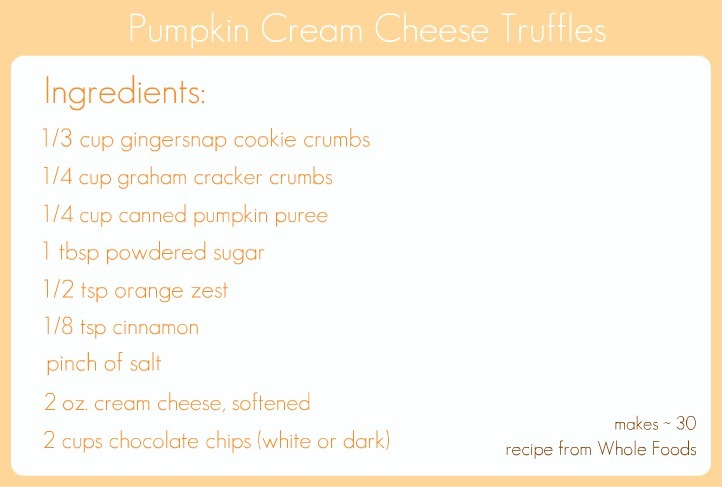 pcc truffles ingredient list