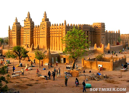 The-Great-Mosque-of-Djenne