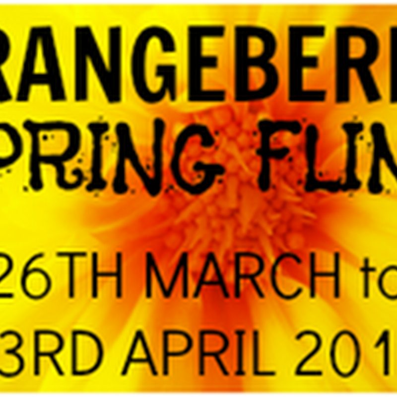 Orangeberry Spring Fling – A Taste of Honey by PG Forte