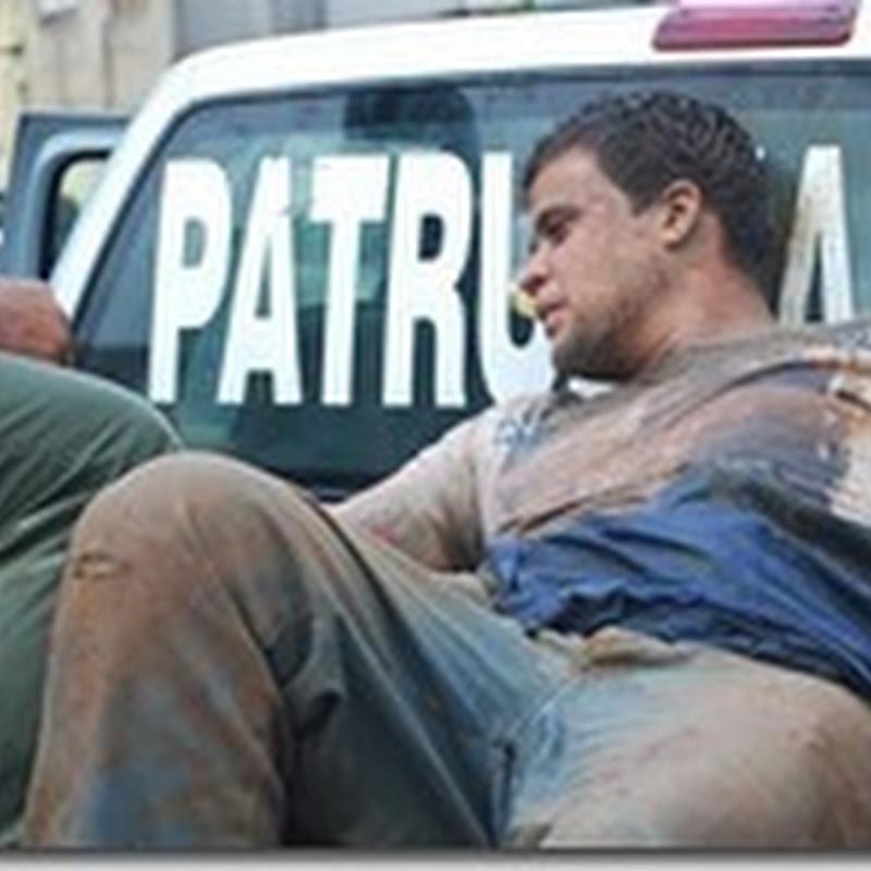 Um dos acusados de assaltar a agência dos correios de Nazaré da Mata é preso durante fuga