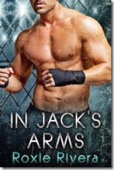 in jack's arms