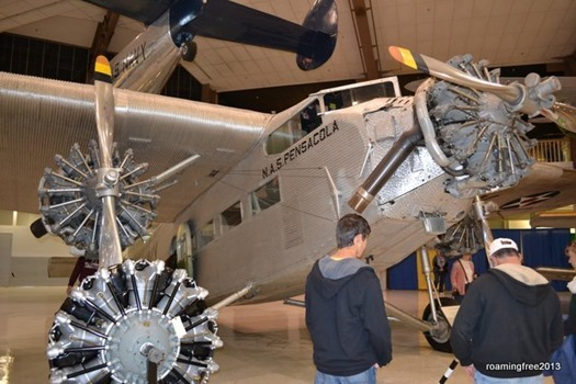 Built Ford tough . . . Tri-Motor
