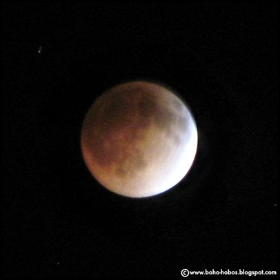 3-April 2014 Lunar Eclipse