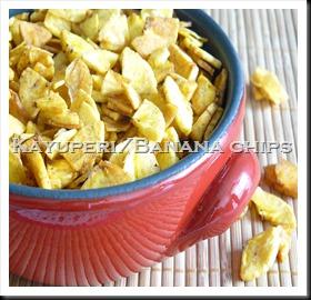 Kayuperi/Banana chips