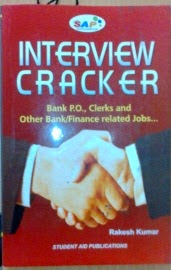 interview cracker book review,how to prepare for bank interviews book,how to crack bank interviews,prepare for ibps bank interviews