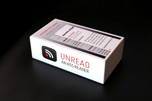 Unread in a box